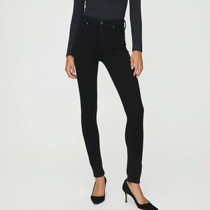 Citizens of Humanity Rocket Black Skinny Jeans 28